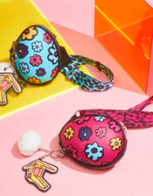 LIMITED EDITION EGGCELENT CROSSBODY PINK MULTI - HANDBAGS - Betsey Johnson