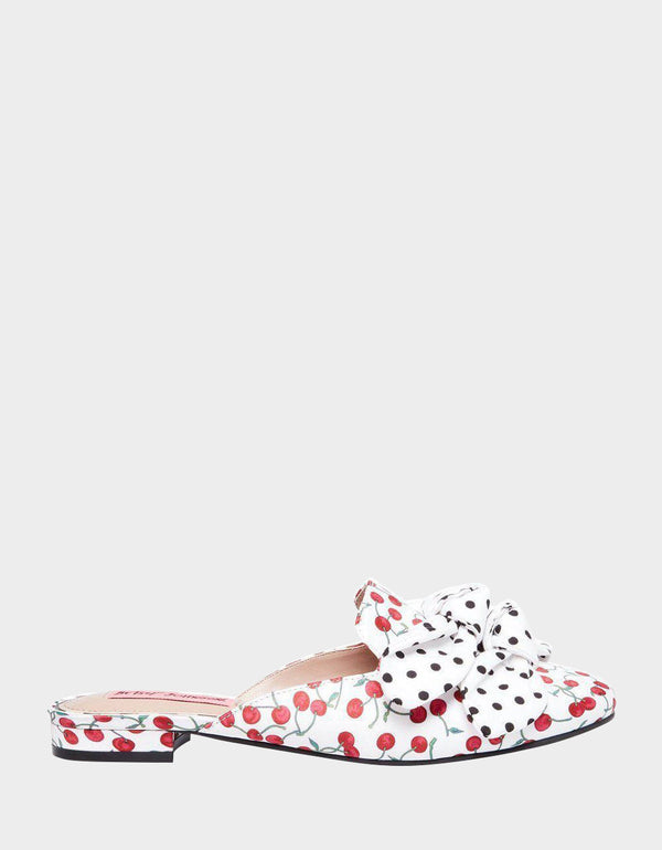 ADINA CHERRY PA - SHOES - Betsey Johnson