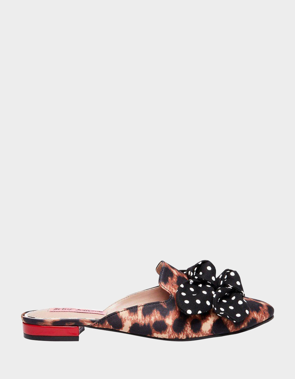 ADINA LEOPARD MULTI - SHOES - Betsey Johnson