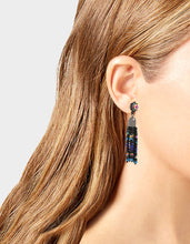 AND BOO TO YOU TASSEL EARRINGS MULTI - JEWELRY - Betsey Johnson