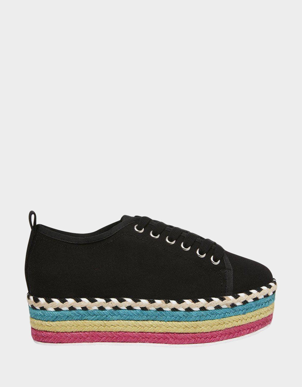 ARBOR BLACK MULTI - SHOES - Betsey Johnson