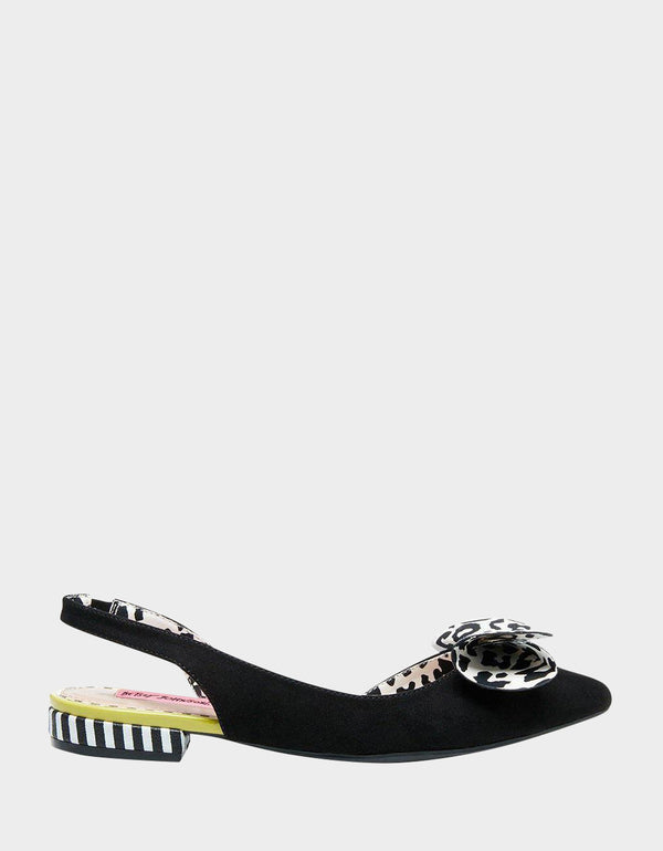 ARCHER BLACK - SHOES - Betsey Johnson