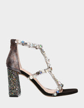 ASTRIDD BLACK MULTI - SHOES - Betsey Johnson