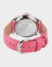 BAUBLE KITTY WATCH PINK - JEWELRY - Betsey Johnson