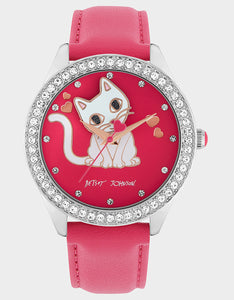 BAUBLE KITTY WATCH PINK