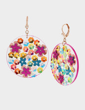 BEACH PARTY DISC EARRINGS MULTI - JEWELRY - Betsey Johnson