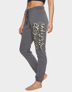 BETSEY IS WILD SWEATPANT BLACK