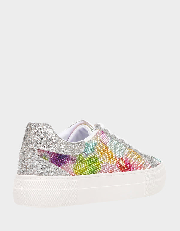 LINDS-BJ BRIGHT MULTI - SHOES - Betsey Johnson