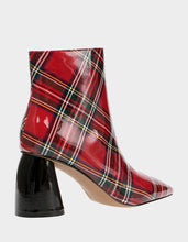 REGIE RED PLAID - SHOES - Betsey Johnson