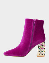 VITA MAGENTA FABRIC - SHOES - Betsey Johnson