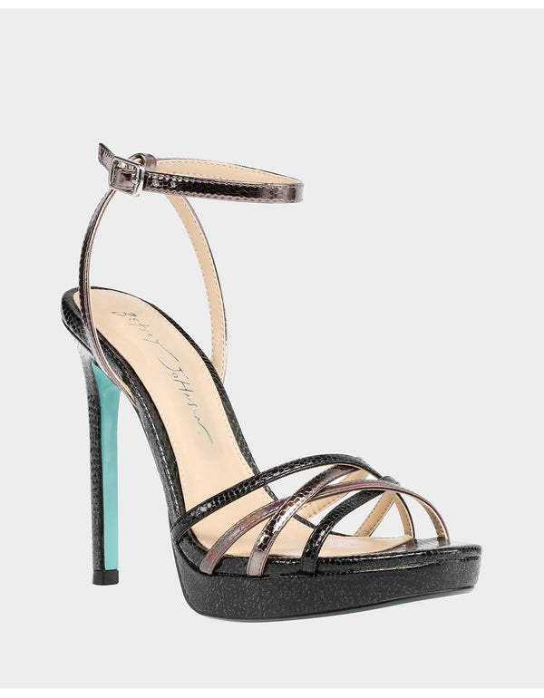 SB-AVAH BLACK MULTI - SHOES - Betsey Johnson