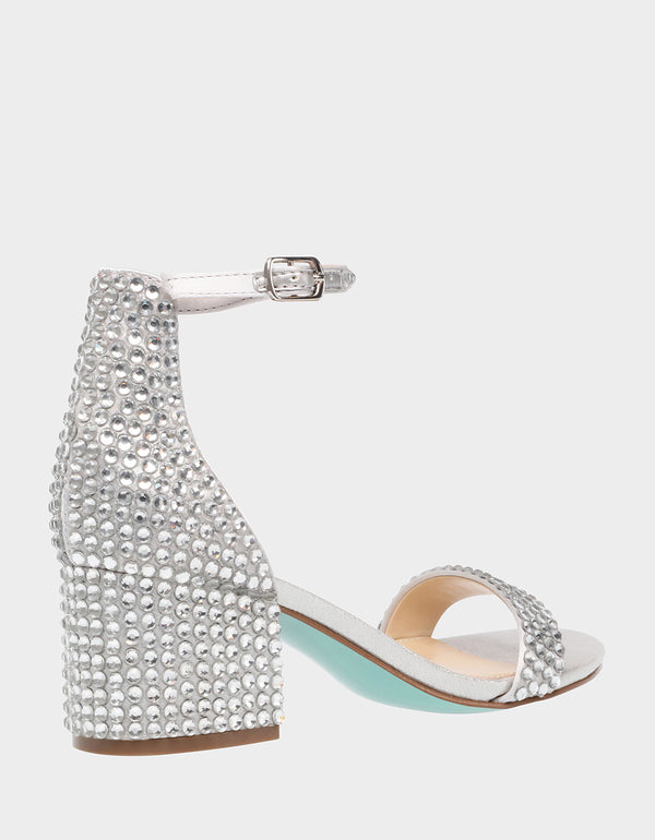 SB-MARI CLEAR - SHOES - Betsey Johnson