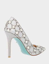 SB-VAL SILVER - SHOES - Betsey Johnson