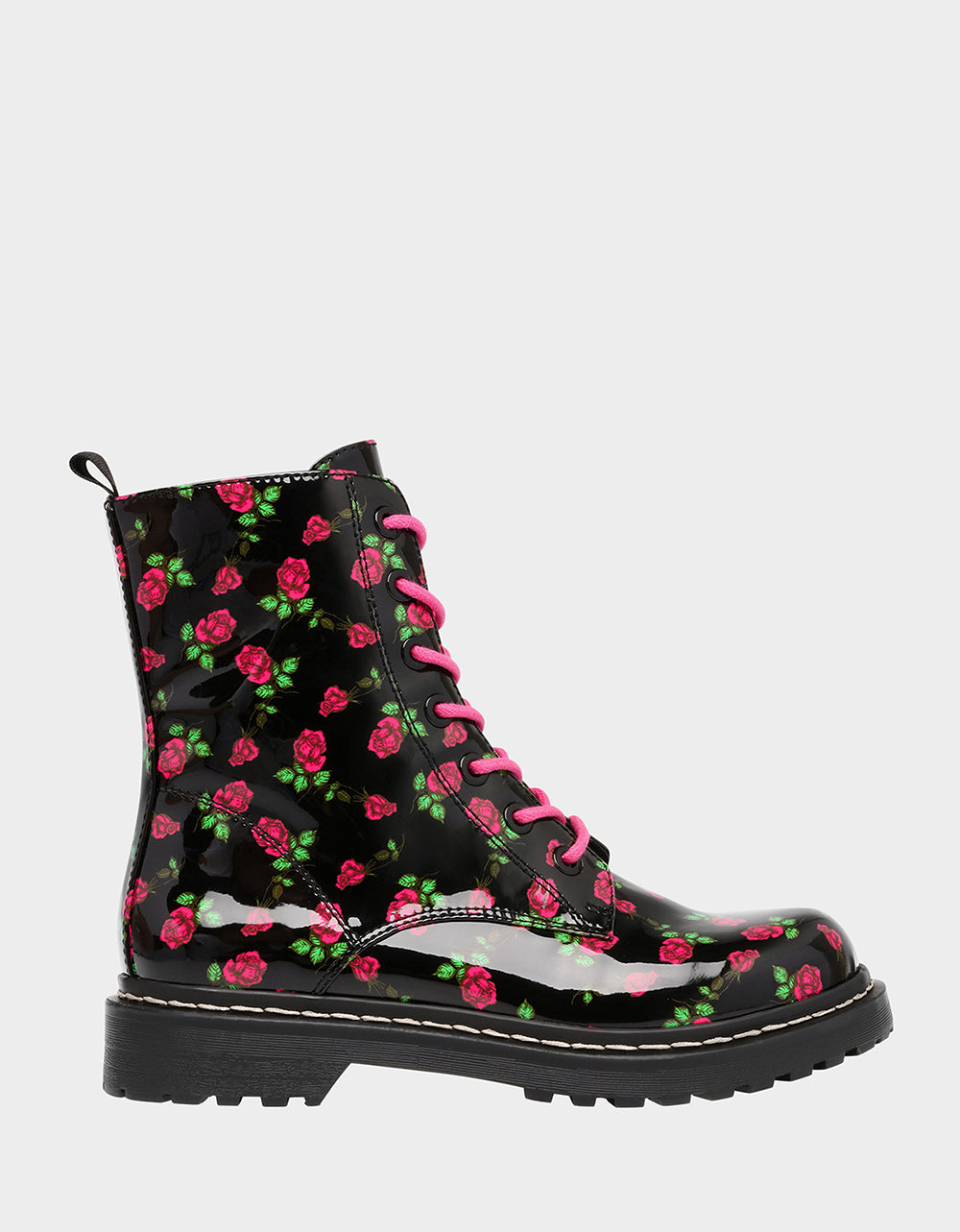 ELITE-BJ BLACK MULTI - SHOES - Betsey Johnson