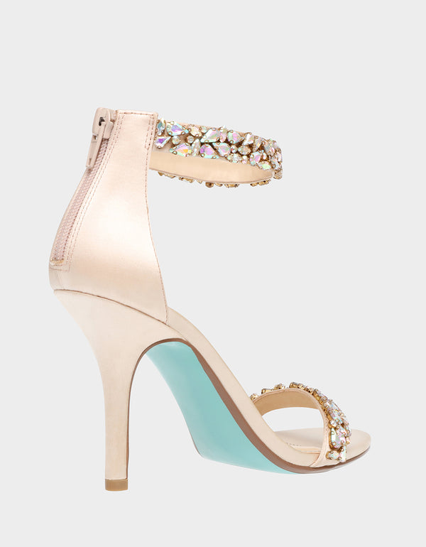 SB-ANGIE CHAMPAGNE - SHOES - Betsey Johnson