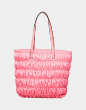 AMUSE RUCHE TOTE PINK - HANDBAGS - Betsey Johnson
