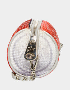 BUBBLY BETSEY COLA CROSSBODY RED