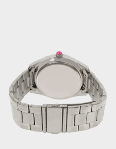 BETSEYS CACTUS WATCH SILVER
