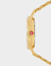 BETSEYS CLASSIC LINK WATCH GOLD - JEWELRY - Betsey Johnson
