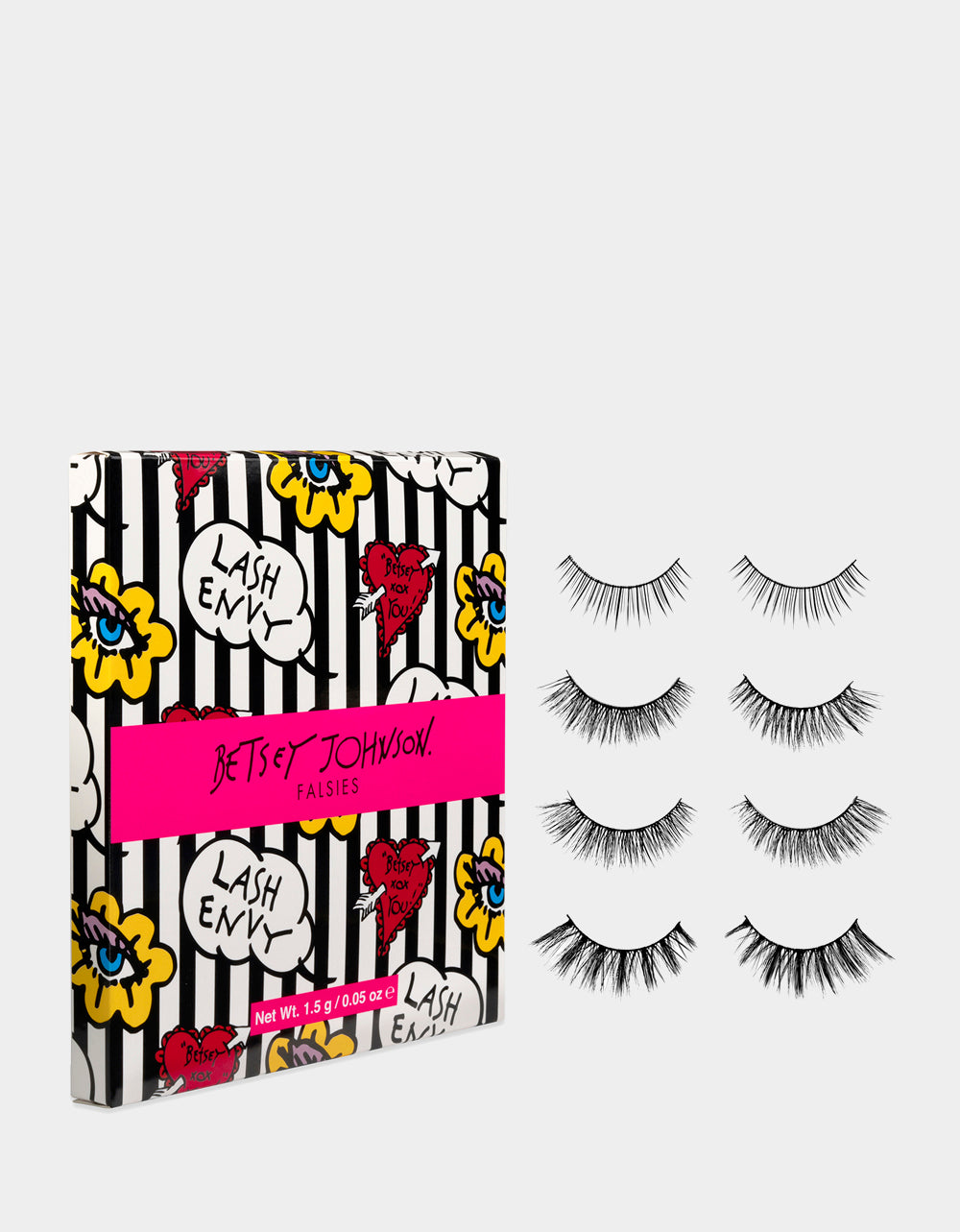 BETSEYS FALSIES LASH KIT MULTI - COSMETICS - Betsey Johnson