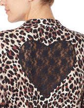 BETSEYS NEW RAYON KNIT ROBE LEOPARD - APPAREL - Betsey Johnson