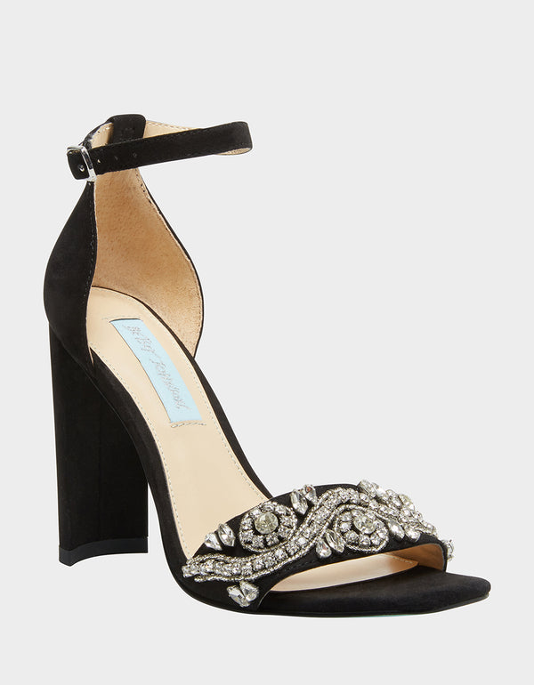 SB-DANY BLACK - SHOES - Betsey Johnson