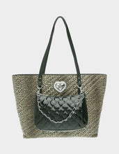 ALL THE THINGS MULTI USE BAG LEOPARD - HANDBAGS - Betsey Johnson