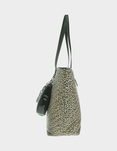ALL THE THINGS MULTI USE BAG LEOPARD