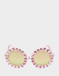 DREAMING OF DAISIES SUNGLASSES PINK