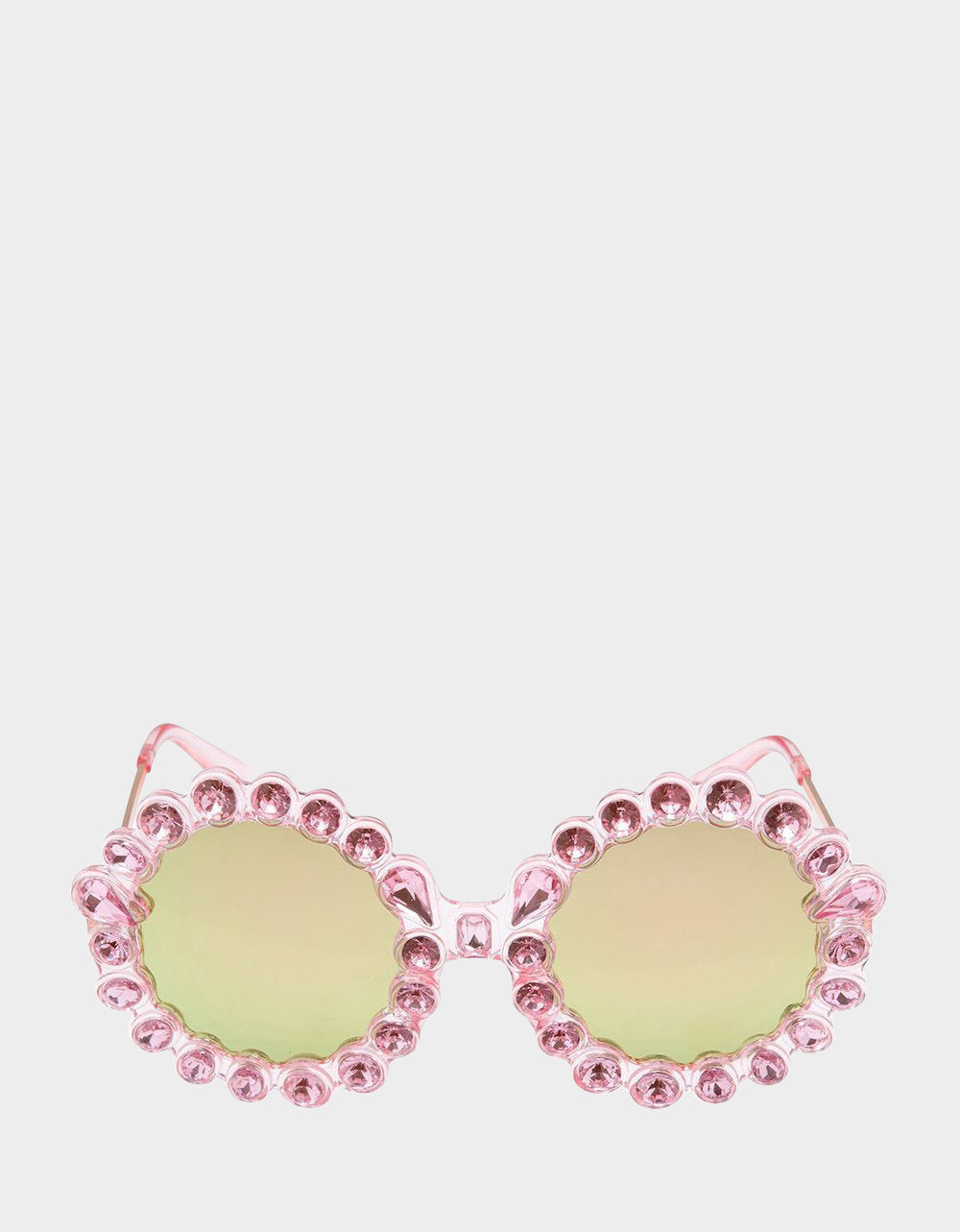 DREAMING OF DAISIES SUNGLASSES PINK - ACCESSORIES - Betsey Johnson