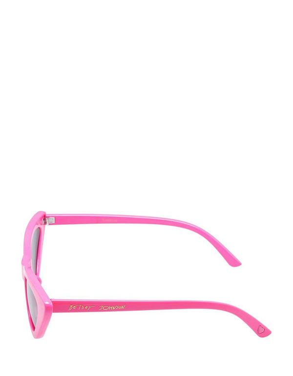 SWEET TALKER SUNGLASSES PINK - ACCESSORIES - Betsey Johnson