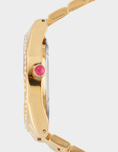 BUZZING AROUND WATCH GOLD - JEWELRY - Betsey Johnson