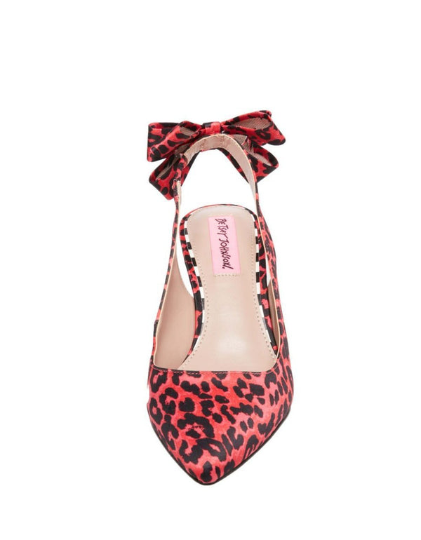CADEE RED - SHOES - Betsey Johnson