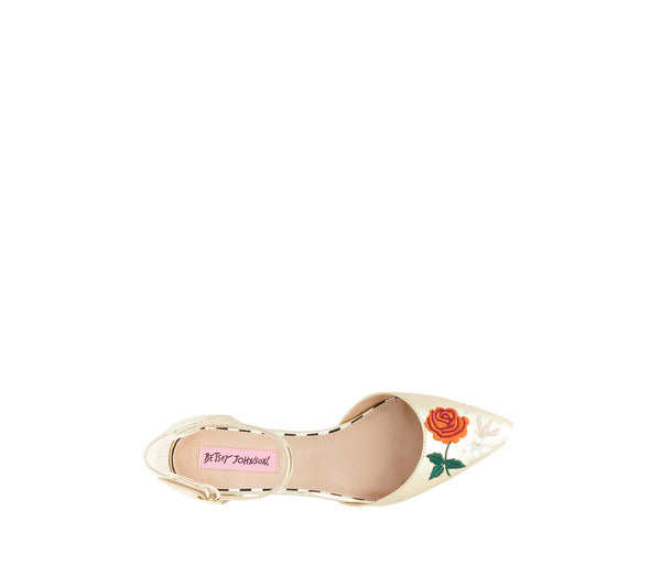 CAILY GOLD - SHOES - Betsey Johnson