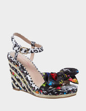 CARIE BLACK MULTI - SHOES - Betsey Johnson