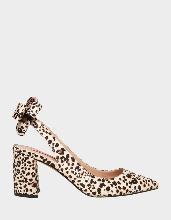 CELLA ANIMAL - SHOES - Betsey Johnson