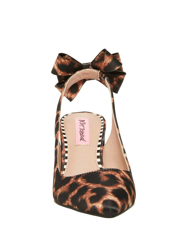 CELLA LEOPARD - SHOES - Betsey Johnson