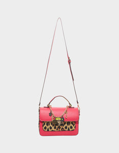 CHARMED AGAIN CROSSBODY HOT PINK