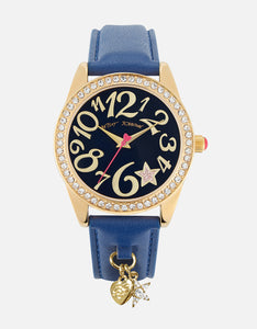 CHARMY CHEER WATCH BLUE