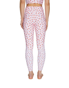 CHERRIES JUBILEE LEGGINGS CHERRY