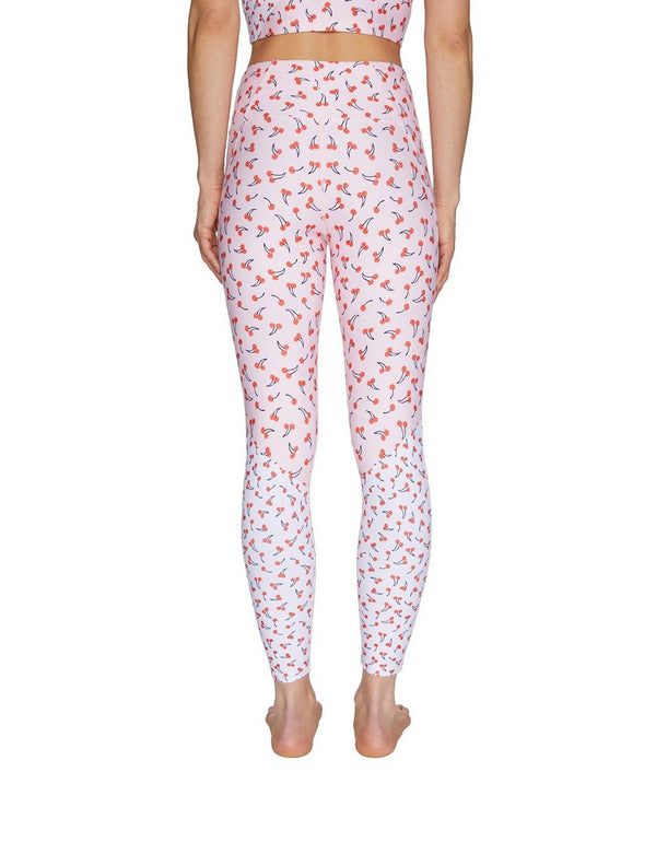 CHERRIES JUBILEE LEGGINGS CHERRY - APPAREL - Betsey Johnson