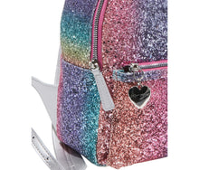 CLEARLY LINKED MINI BACKPACK MULTI - HANDBAGS - Betsey Johnson