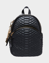 COLD BLOODED BACKPACK BLACK - HANDBAGS - Betsey Johnson