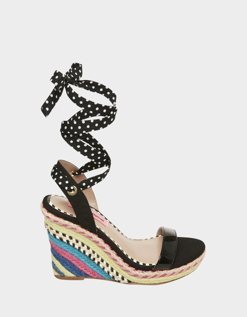 COLVIN BLACK - SHOES - Betsey Johnson
