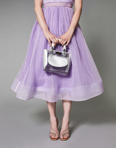 CONFECTION DRESS LAVENDER
