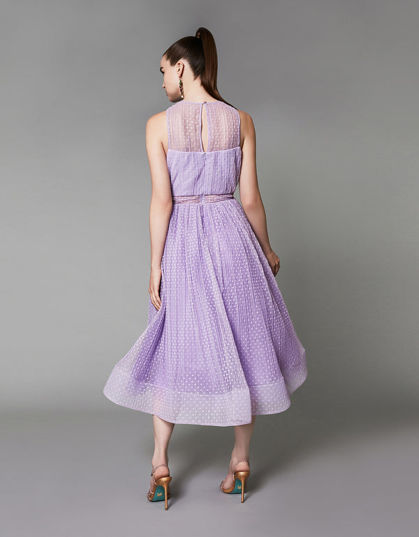 CONFECTION DRESS LAVENDER - APPAREL - Betsey Johnson