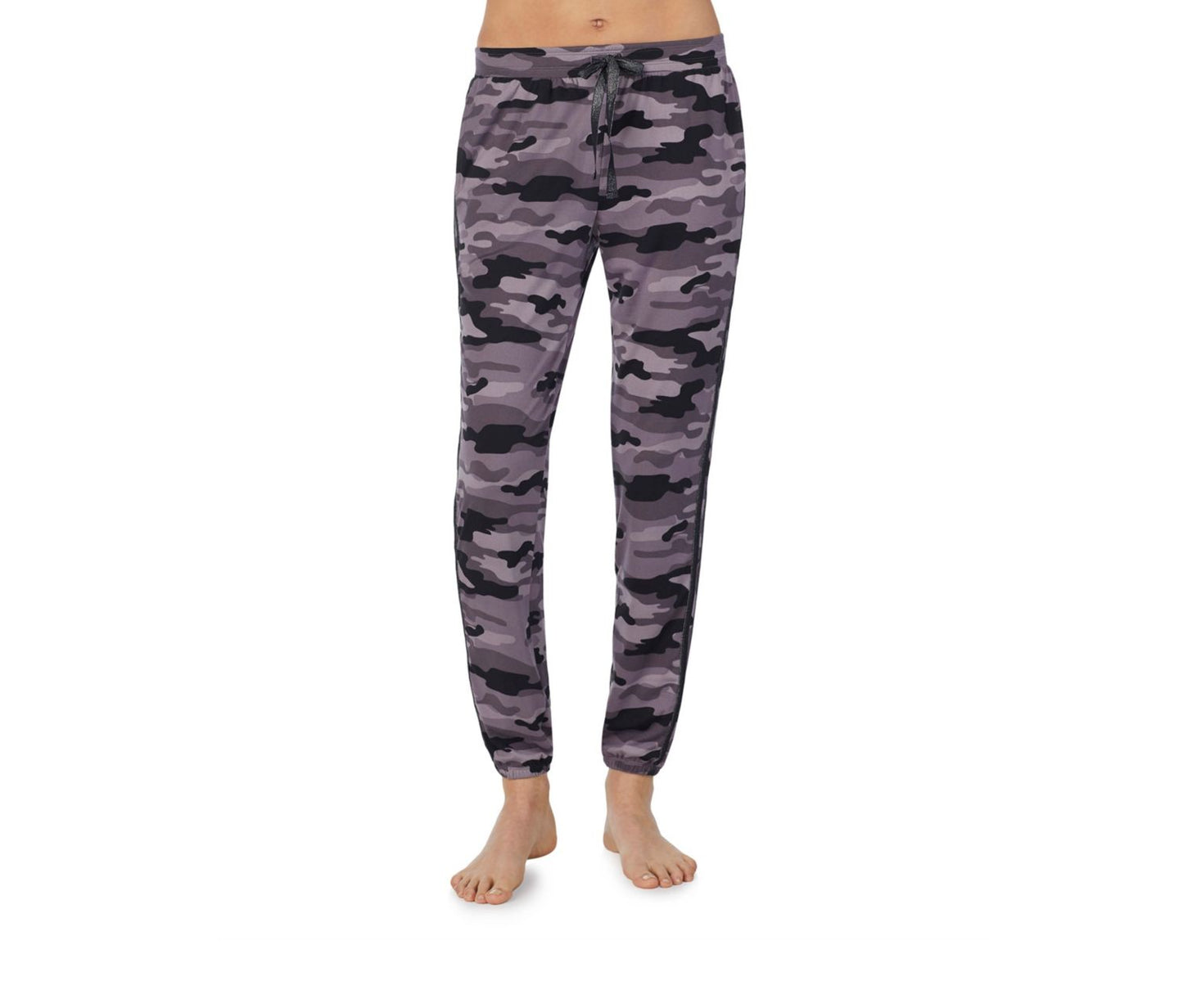 COOL GIRLS LOUNGE TRACK PANT CAMOUFLAGE - APPAREL - Betsey Johnson