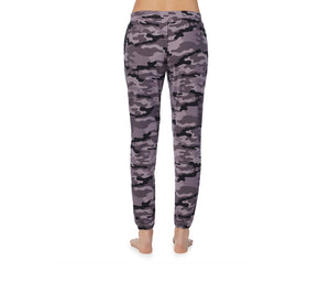 COOL GIRLS LOUNGE TRACK PANT CAMOUFLAGE