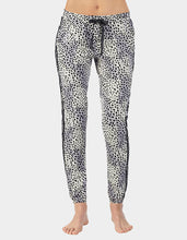 COOL GIRLS LOUNGE TRACK PANT CHEETAH - APPAREL - Betsey Johnson