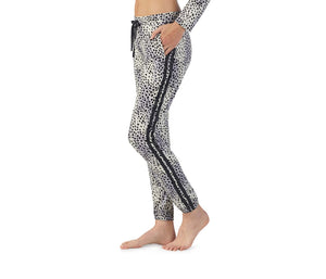 COOL GIRLS LOUNGE TRACK PANT CHEETAH